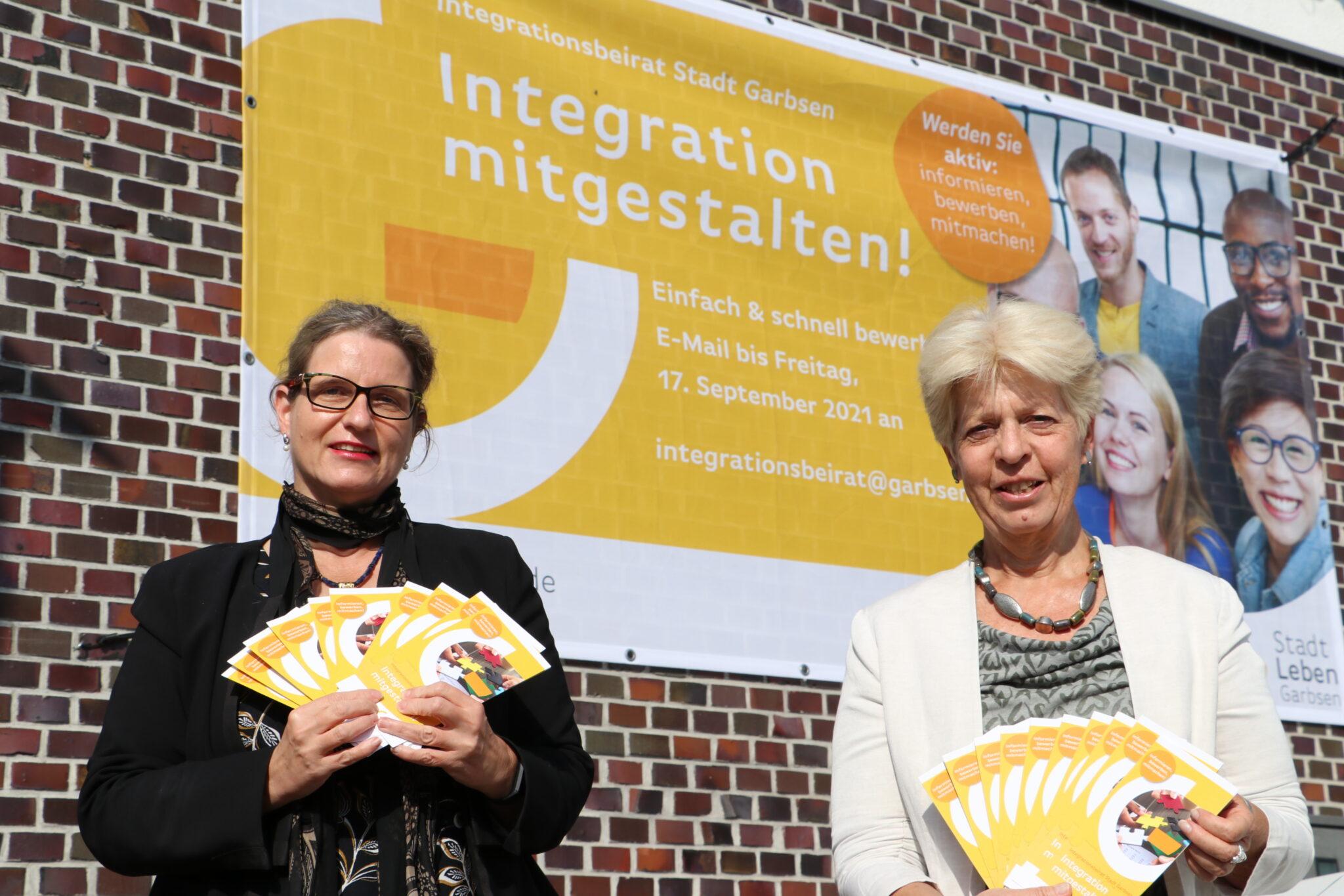 Mitglieder für Integrationsbeirat gesucht - Wir in Garbsen