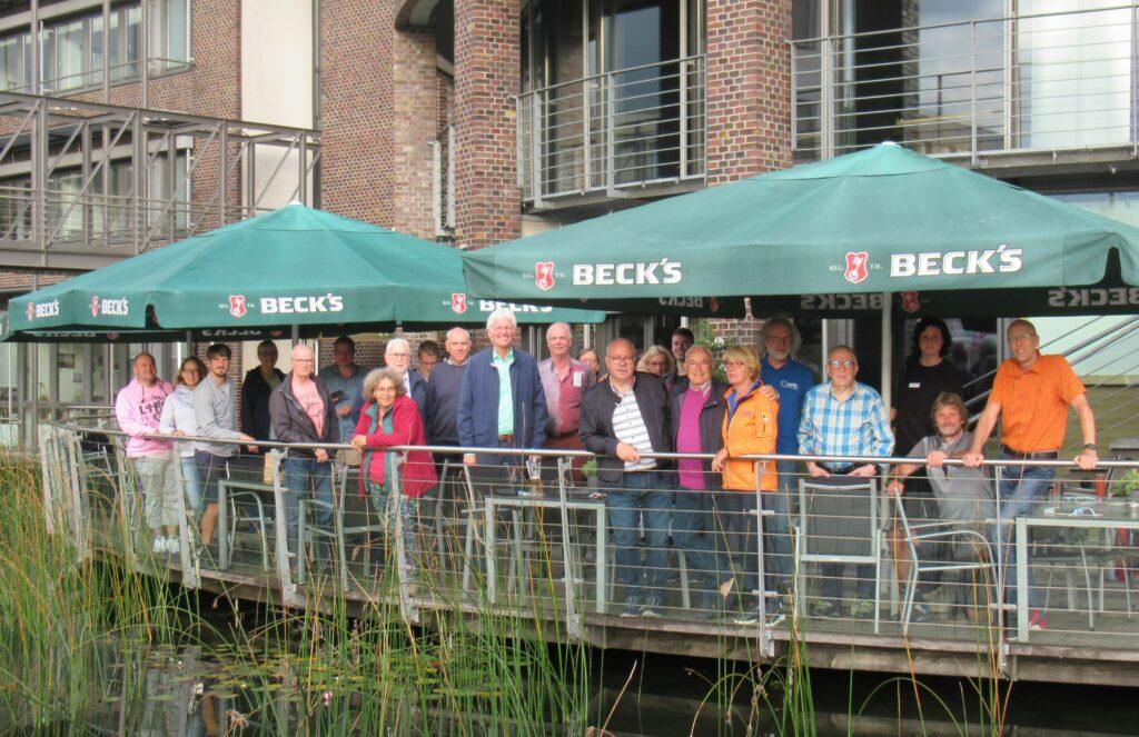 Bürgermeister dankt umweltbewussten Teilnehmern